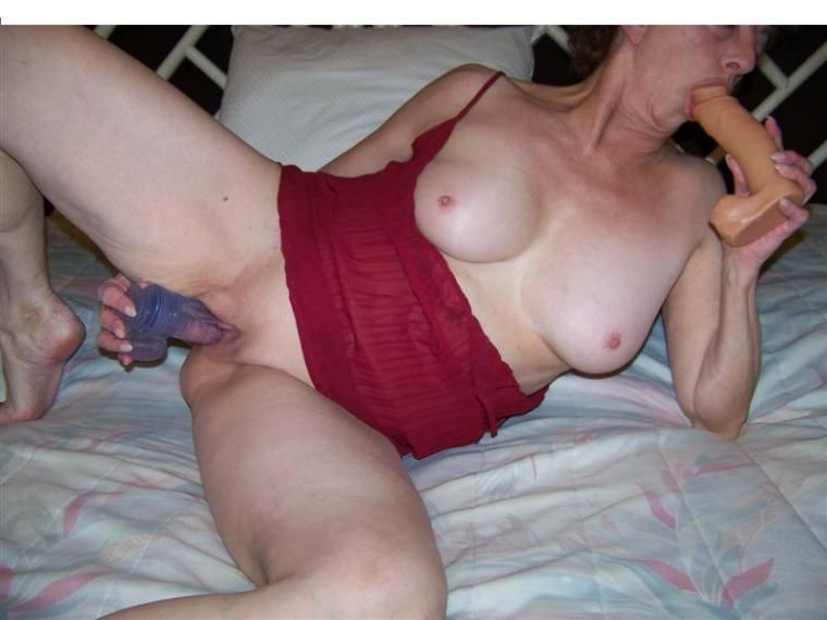 asshole husbands Amateur on using dildos wives