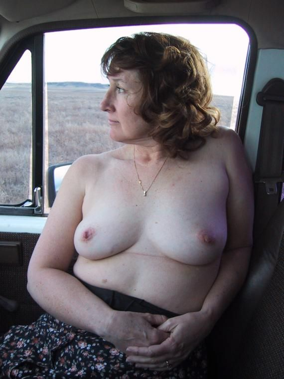Granny nipples and tits