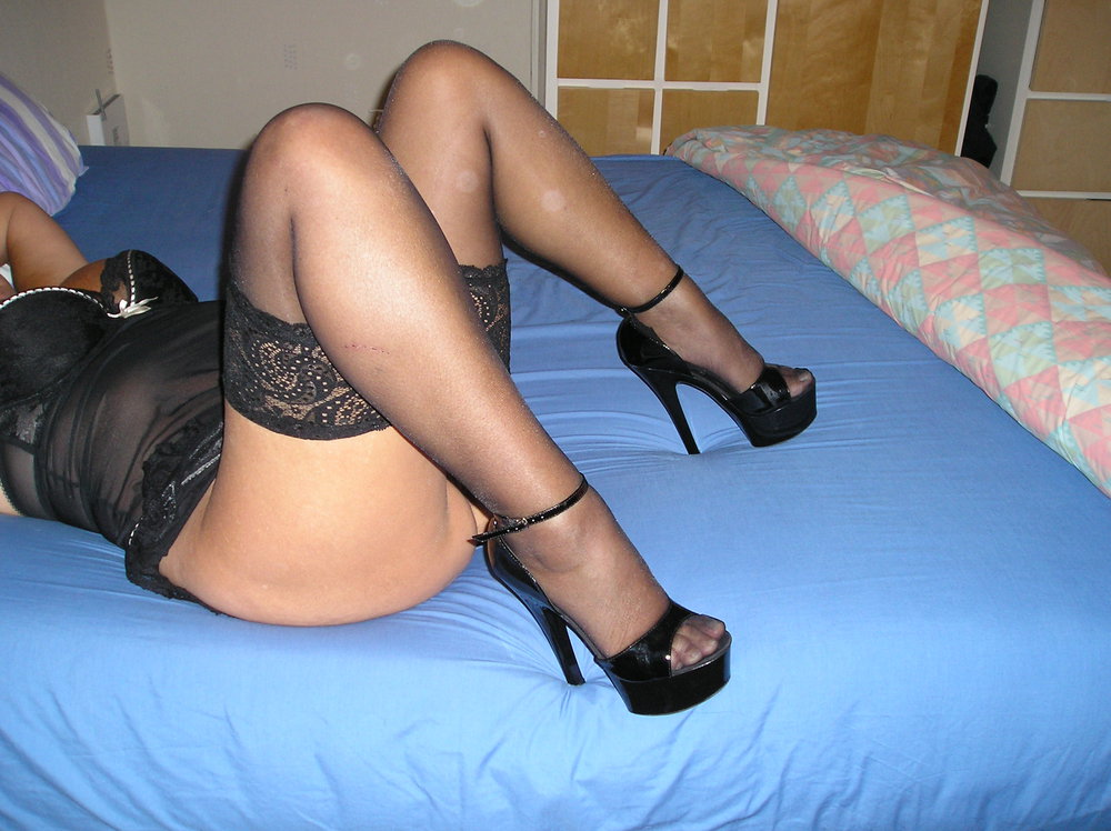 Wifes in high heels