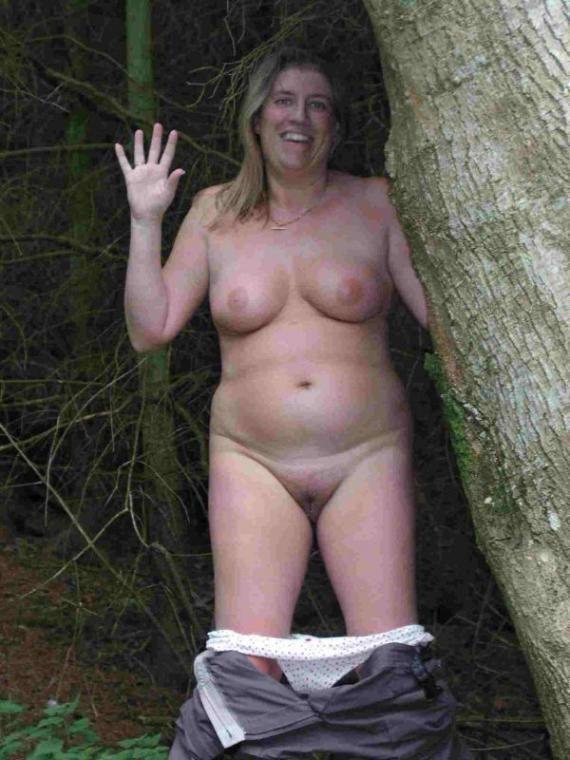 Femdom and body stocking