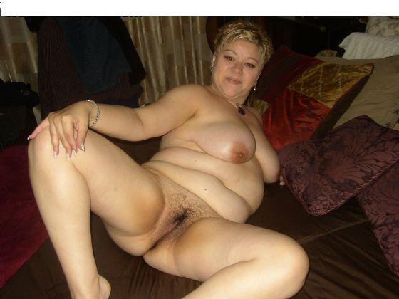 outside naked house wife