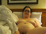 A Curvy Little Cutie - Posing Nude for Photo Set 5