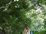 Magaliesburg was an amazing site for a hot shoot, my bitch wore only a summer dress