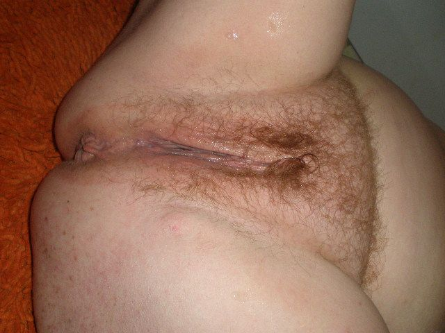 hairy ass wife