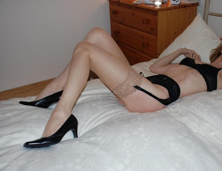 Wives in nylons really