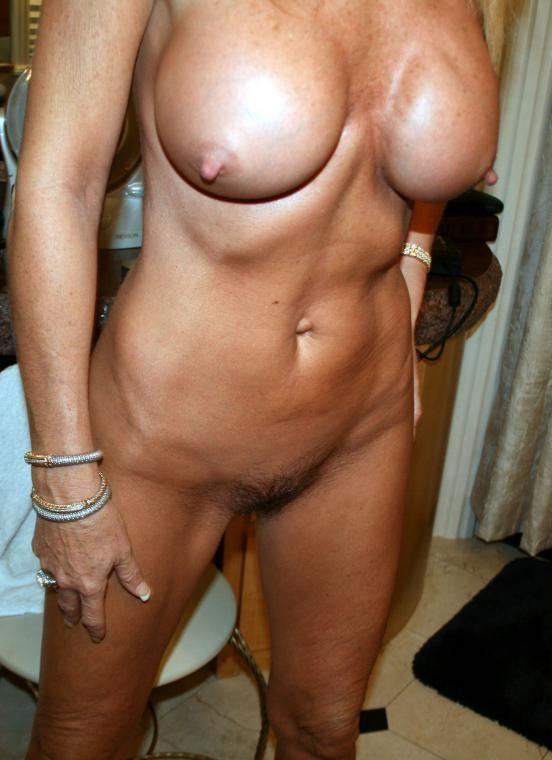 Hard through milf nipples see