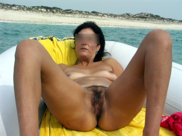 pussys boat Hairy fucking on