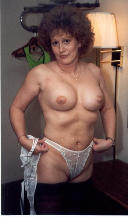 Mature shows lesbain tits