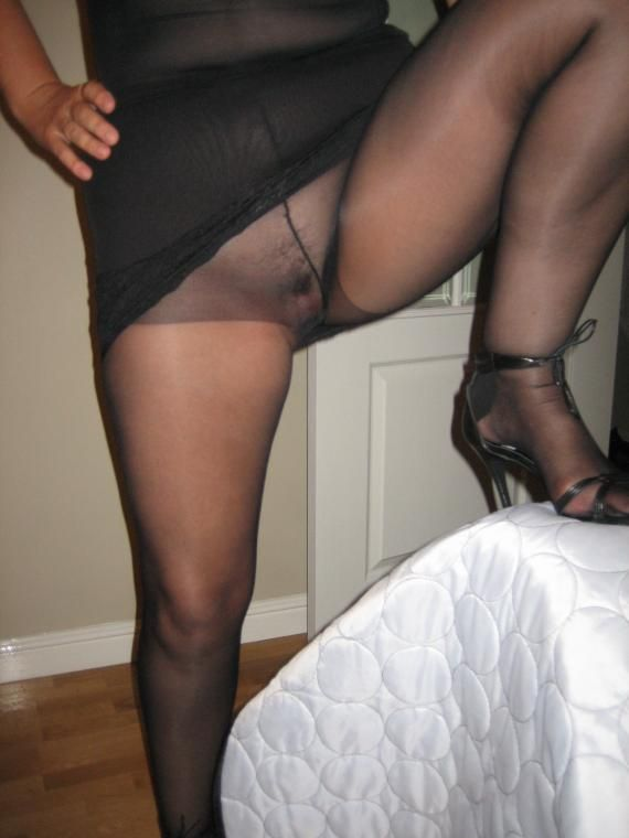 With you sexy nylons wives