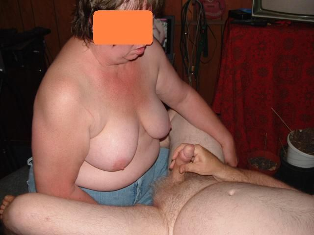 Naked wife forcin man