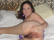 Real Amateur Shameless Housewife Bares All For The World to See