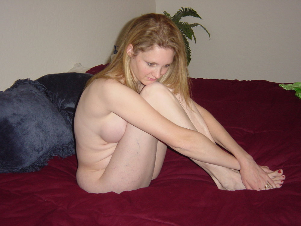 nature - sexy naked wife naked around the house