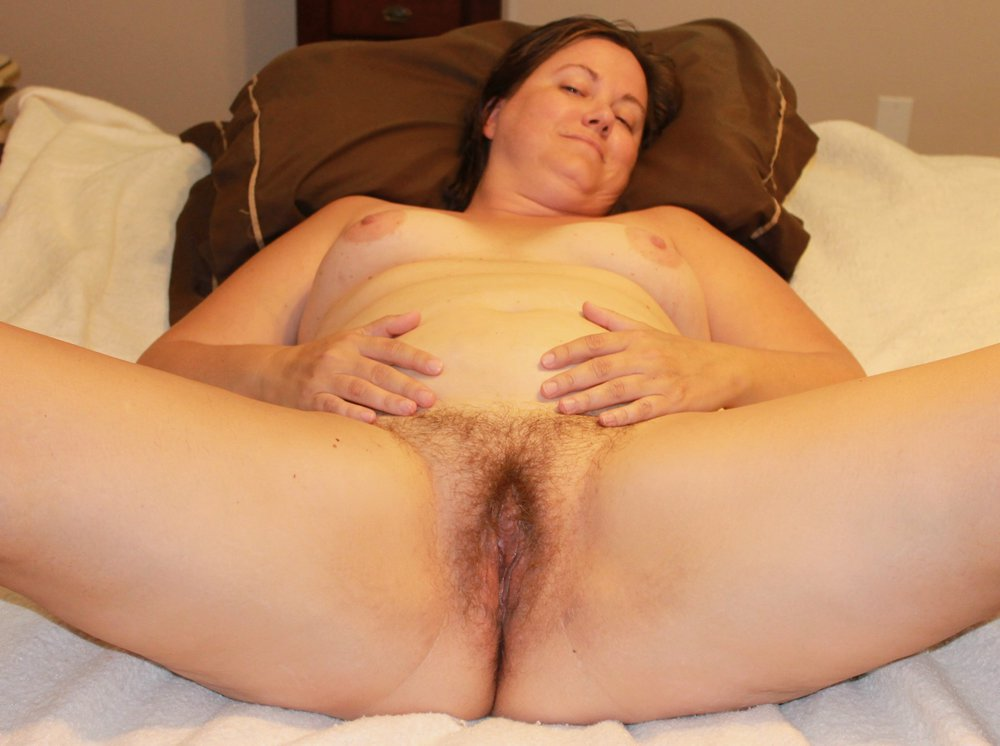 Mature wife hairy pussy close up remarkable, very