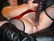 Using Dildo On My Wife