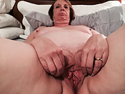Sexiest 66-year-old wife shows you everything she's got