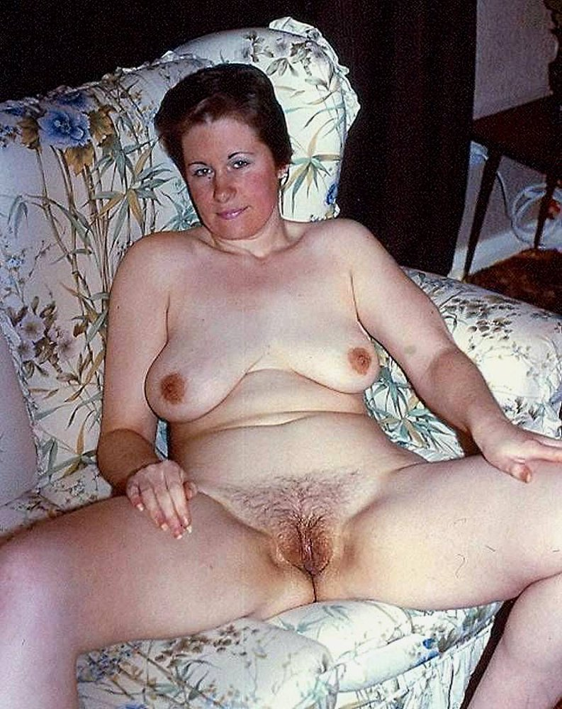 My wife posing nude