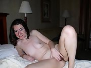 Sweet honey continuing to show off her goods online homemade porn