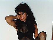 Hairy Peruvian Babe She's 51