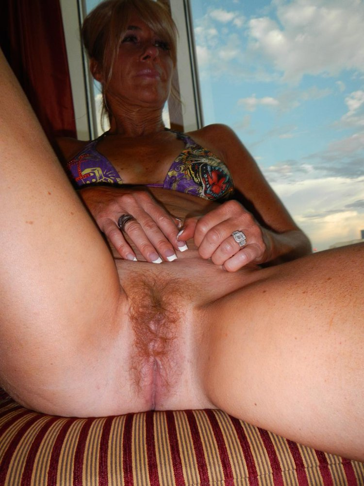 All charm! wives spreading pussy