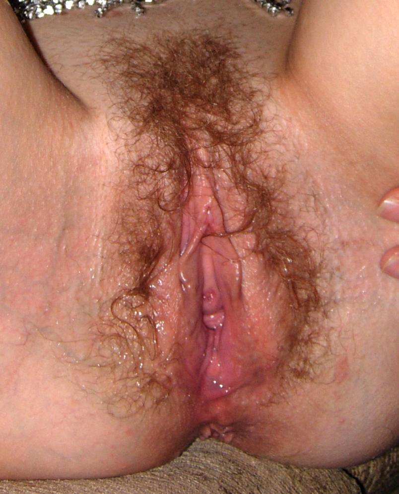 Hot hairy wet cunt Milf picture