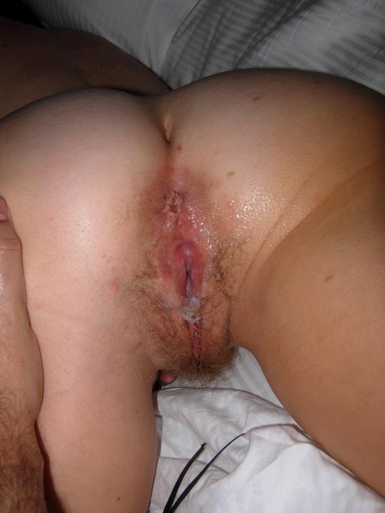 wet creampie