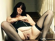 Slut milf loves showing herself off to others. Turns her on and makes
