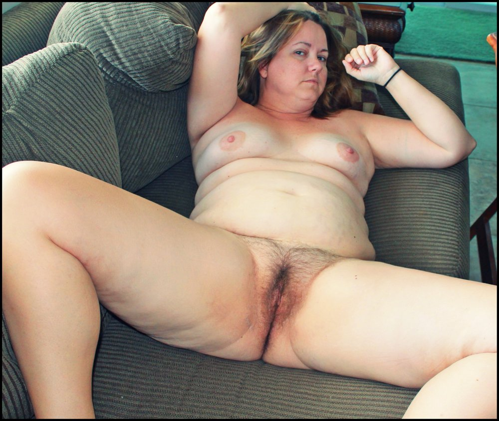 my plump nude wife