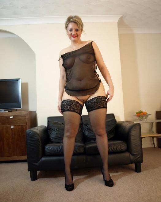 Panties wife sheer