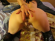 Loves getting her ass rented and fucked hard for hours