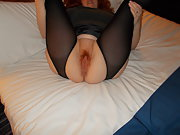 Big red head wife with loose hairy cunt, we love tribute pics