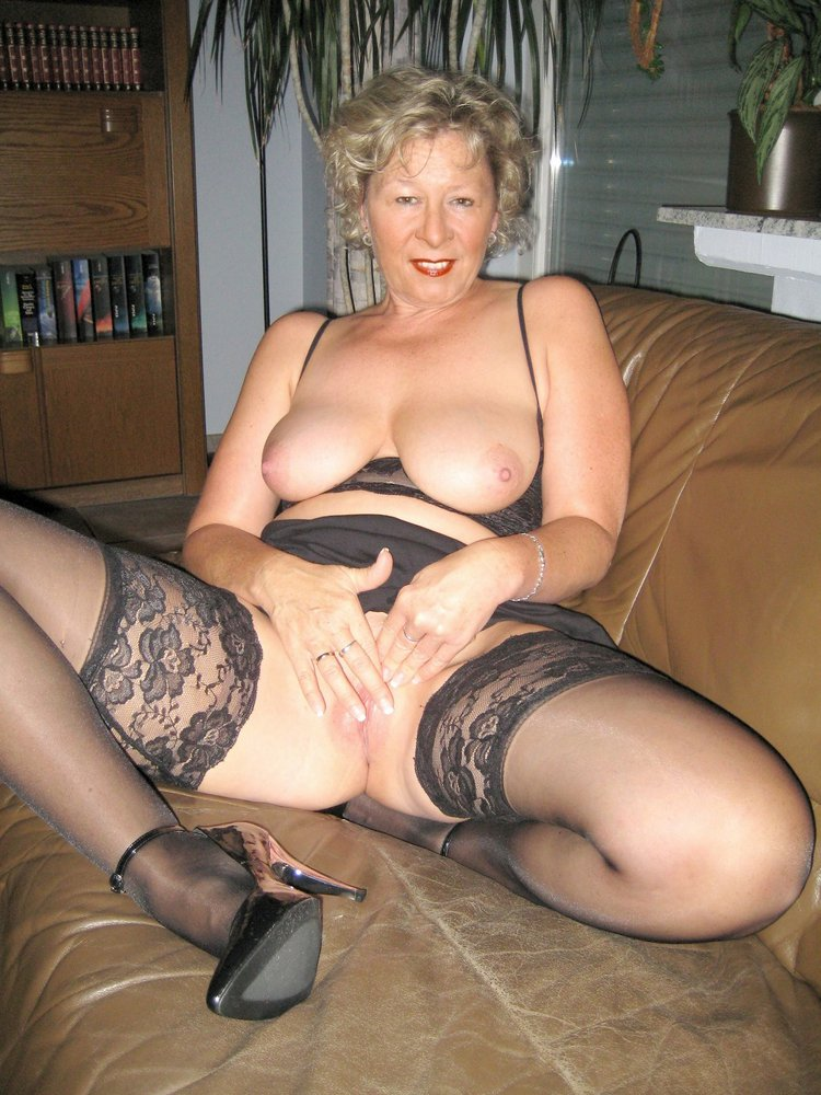 slut German granny