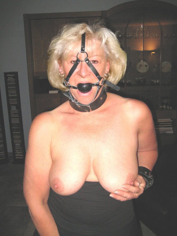 Bondage German mature