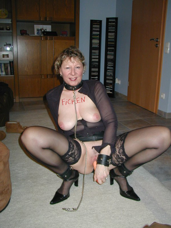 Very Mature bdsm wives hot