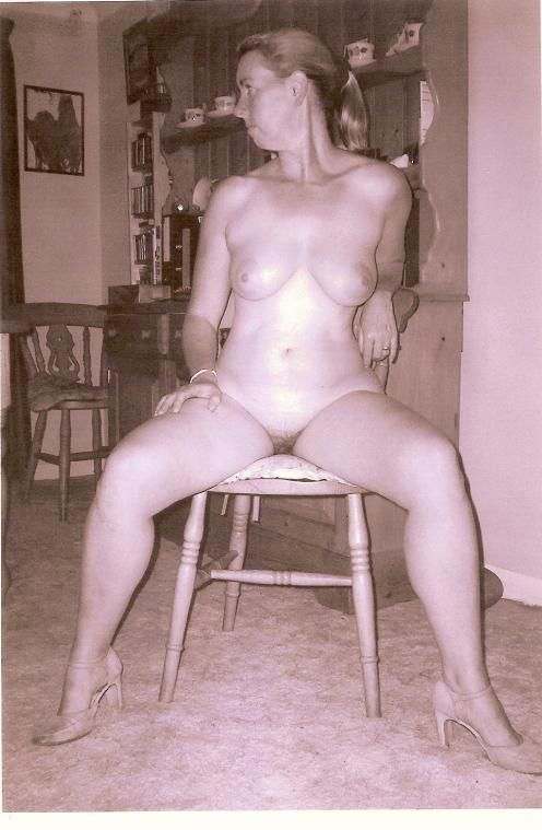 house nude around Mature wife