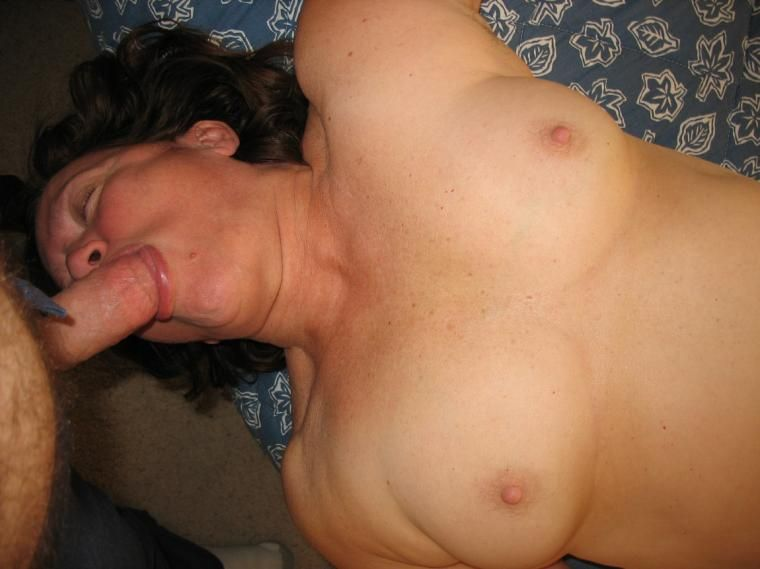 Was and Homemade brunette blowjob