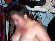 UK MILF with plump figure, gorgeous titties and exquisite nipples