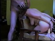 Short haired brunette milf gets bouned fucked and facialized on chear